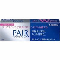 Lion PAIR ACNE Medicated Treatment Cream for Acne Care 14g
