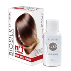 Biosilk Silk Therapy Hair Silk Regeneration Smoothing Shine 15ml