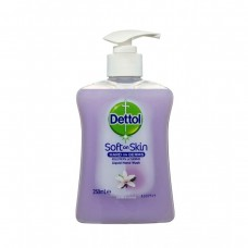 Dettol Liquid Hand Wash Pump Vanilla & Orchid 250ml