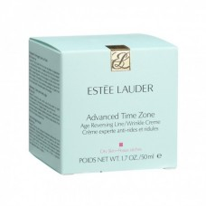 Estee Lauder Advanced Time Zone Age Reversing Wrinkle Creme Dry Skin 50ml