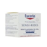Eucerin Sensi-Rides Anti-Wrinkles Night Cream 50ml