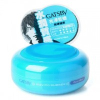 Gatsby Moving Rubber Cool Wet Hair Wax 80G