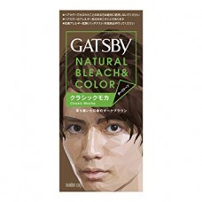 Gatsby Natural Bleach Color Classic Mocha