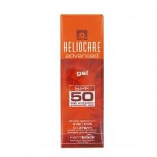Heliocare Advanced SPF 50 Gel UVA UVB  Sunscreen  200ml