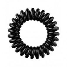 Invisibobble The Traceless Hair Ring True Black 3 Pcs
