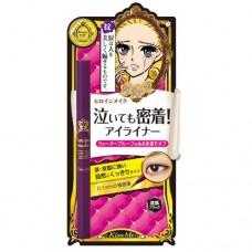Kiss Me Heroine Make Smooth 0.1mm Liquid Eyeliner WP Black