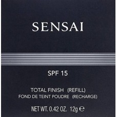 Kanebo Sensai Total Finish Foundation Refill shade TF 206 Golden Dune 12g