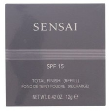 Kanebo Sensai Total Finish Refill SPF 15 TF 206 Golden Dune 12g