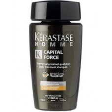 Kerastase Homme Bain Capital Force Densifying Shampoo 250ml