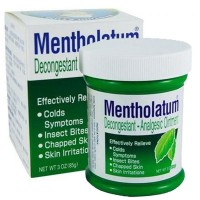 Mentholatum Decongestant Analgesic Ointment 85g