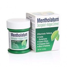 Mentholatum Decongestant Analgesic Ointment 28g