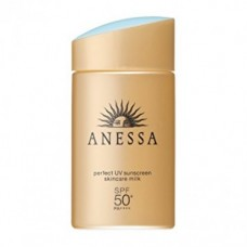 Shiseido Anessa Perfect UV Sunscreen Skincare Milk SPF 50+ PA+++ 60ML