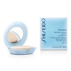 Shiseido Pureness Matifying Compact Oil Free Foundation SPF15 10 Light Ivory 11g