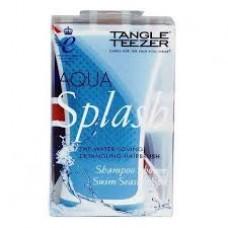 Tangle Teezer Aqua Splash Detangling Shower Brush Blue Lagoon