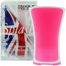 Tangle Teezer Aqua Splash Detangling Shower Brush Pink Shrimp