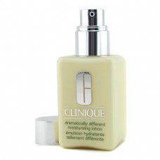 Clinique Dramatically Different Moisturising Lotion + with pump 200ml/6.7oz Very Dry to Dry