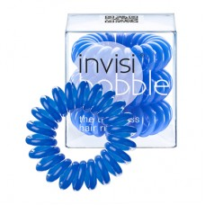 Invisibobble The Traceless Hair Ring Navy Blue 3 Pcs