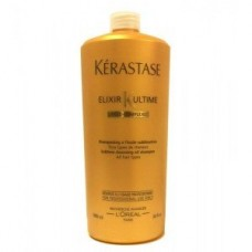 Kerastase Elixir Ultime Sublime Cleansing Oil Shampoo 1000ML