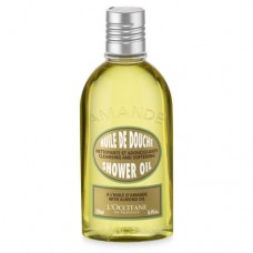 L'Occitane Almond Cleansing & Soothing Shower Oil 250ml