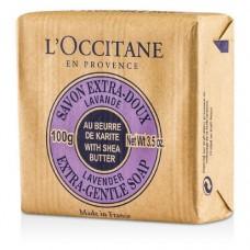 L'Occitane Shea Butter Extra Gentle Soap - Lavender 100g/3.5oz