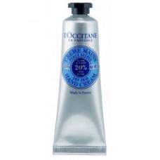 L'Occitane 20% Shea Butter Moisturising Hand cream dry skin 30 ml