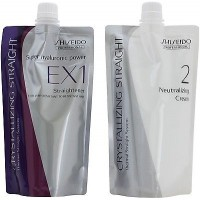 Shiseido Crystallizing Straight EX For Very Resistant Hair 400G