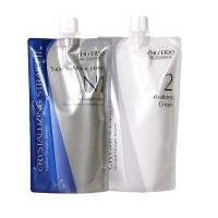 Shiseido Crystallizing Straight For Fine or Tinted Hair 400ML