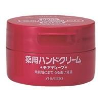 Shiseido Medicated moisture Hand Cream More Deep 100g