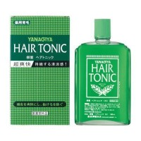 Yanagiya Hair Tonic Hair Loss Prevention Growth Promotion 240ml
