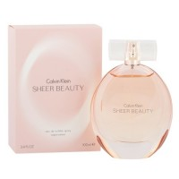 Calvin Klein Sheer Beauty EDT 100ML/3.4oz