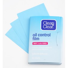 Clean & Clear Instant Oil-Absorbing Sheets 60 sheets