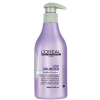 L'oreal Serie Expert Liss Unlimited Shampoo 500ML
