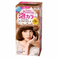 Kao Prettia Liese Bubble Hair Color Royal Brown