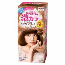 Kao Prettia Liese Bubble Hair Color Royal Brown