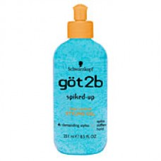 Got2b Spiked-Up Max Control Styling Gel 8.5oz